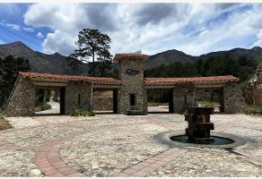 Foto de terreno habitacional en venta en cañon de la rioja , bella unión, arteaga, coahuila de zaragoza, 0 No. 01