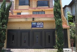 Foto de casa en venta en cañon del sumidero , lomas de valle dorado, tlalnepantla de baz, méxico, 13938512 No. 01