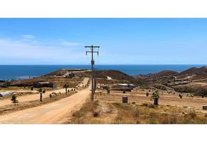 Foto de terreno habitacional en venta en  , cantamar, playas de rosarito, baja california, 14793356 No. 01