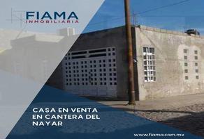 Foto de casa en venta en  , cantera del nayar, tepic, nayarit, 16303042 No. 01