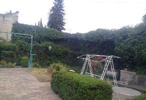 Foto de terreno habitacional en venta en cantera , jardines del pedregal, álvaro obregón, df / cdmx, 0 No. 01