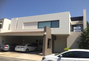 Foto de casa en venta en canterías , canterías 1 sector, monterrey, nuevo león, 14229328 No. 01
