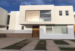 Foto de casa en renta en  , canterías, san luis potosí, san luis potosí, 16841825 No. 01