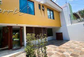 Foto de casa en venta en capuchinas , chapalita, guadalajara, jalisco, 11521358 No. 01
