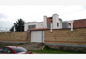 Foto de casa en venta en  , capultitlán, toluca, méxico, 4508567 No. 01