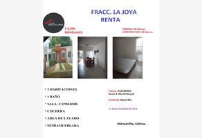 Foto de casa en renta en caracol 135, la joya ii, manzanillo, colima, 0 No. 01