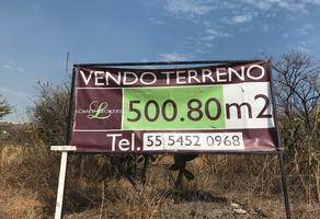 Foto de terreno habitacional en venta en  , caracol, tepeji del río de ocampo, hidalgo, 18745058 No. 01