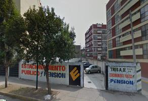 Foto de terreno habitacional en venta en carbajal , morelos, cuauhtémoc, df / cdmx, 18268825 No. 01
