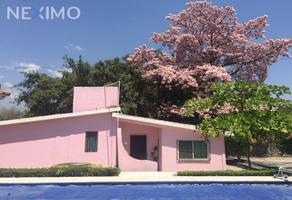 Foto de casa en venta en cardenales , las ánimas, temixco, morelos, 9061208 No. 01
