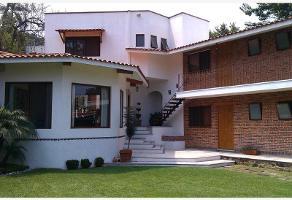 Foto de casa en venta en cardenas 5, tlaltenango, cuernavaca, morelos, 0 No. 01