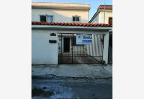 Foto de casa en renta en carlos orozco 170, residencial el roble, san nicolás de los garza, nuevo león, 19392445 No. 01