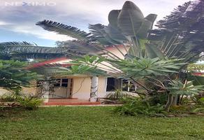 Foto de casa en venta en carmen pérez 98, formando hogar, veracruz, veracruz de ignacio de la llave, 5890517 No. 01