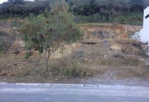 Foto de terreno habitacional en venta en . , carolco, monterrey, nuevo león, 8681210 No. 01