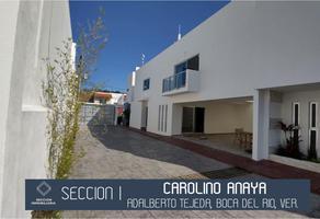 Foto de casa en venta en carolino anaya , adalberto tejeda, boca del río, veracruz de ignacio de la llave, 18003358 No. 01