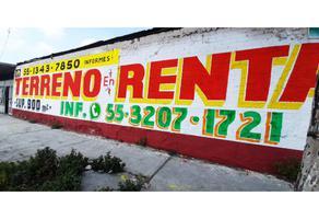 Foto de terreno habitacional en renta en  , carpinteros, chimalhuacán, méxico, 0 No. 01