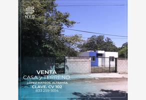 Foto de casa en venta en carranza 2801, adolfo lopez mateos (ampliación), altamira, tamaulipas, 0 No. 01
