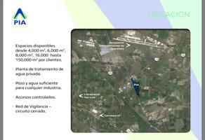 Foto de terreno industrial en venta en carretera 100 kilometro 1, parque aeroespacial de quéretaro, colón, querétaro, 8533733 No. 01