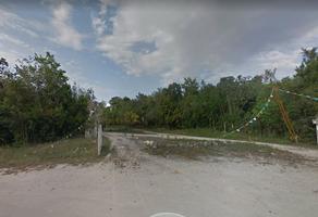 Foto de terreno habitacional en venta en carretera 180 cancun tulum , alfredo v bonfil, benito juárez, quintana roo, 0 No. 01