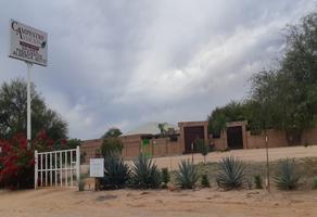 Foto de terreno habitacional en venta en carretera 26 , hermosillo centro, hermosillo, sonora, 19105774 No. 01