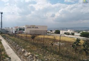 Foto de terreno comercial en venta en carretera 400 2, cumbres del cimatario, huimilpan, querétaro, 0 No. 01