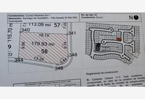 Foto de terreno comercial en venta en carretera 45-d km12.5 2, ciudad maderas, el marqués, querétaro, 17326300 No. 01