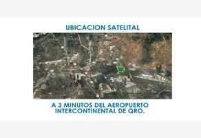 Foto de terreno industrial en venta en carretera 500 1, coyotillos, el marqués, querétaro, 13272776 No. 01