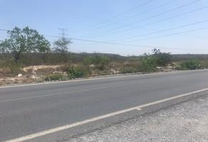 Foto de terreno habitacional en venta en carretera 72 salinas victoria s/n , el carmen, el carmen, nuevo león, 14797448 No. 01