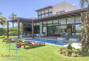 Foto de casa en renta en carretera a barra vieja kilometro 7 delta, villas de golf diamante, acapulco de juárez, guerrero, 16328459 No. 01
