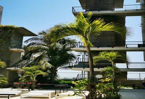 Foto de departamento en venta en carretera a barra. vieja , playa encantada, acapulco de juárez, guerrero, 0 No. 01