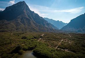 Foto de terreno habitacional en venta en carretera a bioparque estrella , las palmas, montemorelos, nuevo león, 0 No. 01