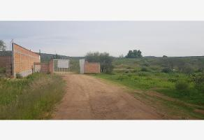 Foto de terreno habitacional en venta en carretera a calvillo 1, trojes del pedregal, jesús maría, aguascalientes, 8978765 No. 01