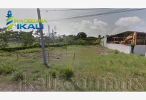 Foto de terreno habitacional en venta en carretera a cobos , la victoria, tuxpan, veracruz de ignacio de la llave, 13262824 No. 01