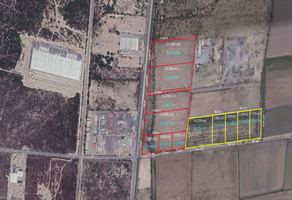 Foto de terreno industrial en renta en carretera a colombia , salinas victoria, salinas victoria, nuevo león, 0 No. 01
