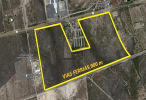Foto de terreno industrial en venta en carretera a colombia , salinas victoria, salinas victoria, nuevo león, 0 No. 01