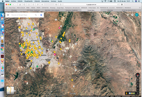 Foto de terreno comercial en venta en carretera a delicias , lázaro cárdenas y etapas, chihuahua, chihuahua, 5627319 No. 01