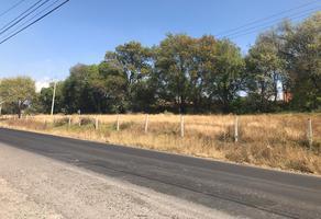 Foto de terreno comercial en venta en carretera a fabricas , guadalupe caleras, puebla, puebla, 0 No. 01