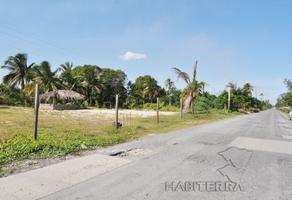 Foto de terreno habitacional en venta en carretera a la termo electrica , playa azul, tuxpan, veracruz de ignacio de la llave, 0 No. 01