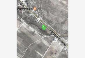 Foto de terreno comercial en venta en carretera a matehuala 845, saltillo zona centro, saltillo, coahuila de zaragoza, 0 No. 01