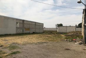Foto de terreno habitacional en venta en carretera a moyotzingo , santa maría moyotzingo, san martín texmelucan, puebla, 0 No. 01