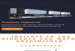 Foto de terreno industrial en venta en carretera a nextipac , la venta del astillero, zapopan, jalisco, 0 No. 01