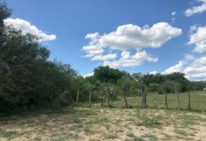 Foto de terreno habitacional en venta en carretera a ramones acceso por san isidro , valle de santa maría, pesquería, nuevo león, 0 No. 01
