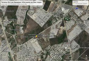 Foto de terreno habitacional en venta en carretera a sa roque , los naranjos, juárez, nuevo león, 6963033 No. 01