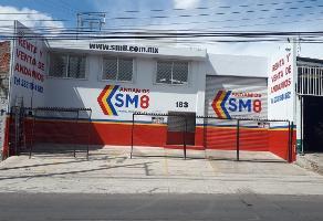 Foto de nave industrial en renta en carretera a saltillo , el batan, zapopan, jalisco, 6887692 No. 01