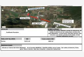 Foto de terreno comercial en venta en carretera a san isidro mazatepec 7000, santa cruz de las flores, tlajomulco de zúñiga, jalisco, 0 No. 01