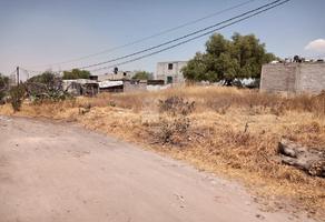 Foto de terreno habitacional en venta en carretera a san nicolás tlaminanca , la purificación tepetitla, texcoco, méxico, 0 No. 01