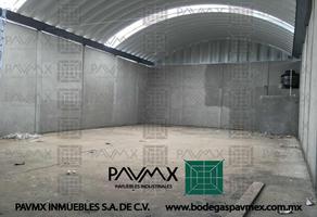 Foto de nave industrial en renta en carretera a tepexpan 8 8, ampliación santa catarina, acolman, méxico, 8877431 No. 01