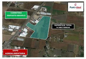 Foto de terreno habitacional en venta en carretera abasolo irapuato , insurgentes, irapuato, guanajuato, 14192213 No. 01