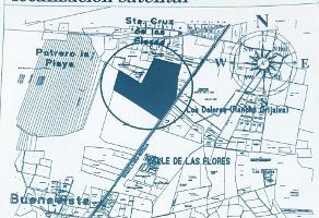 Foto de terreno habitacional en venta en carretera acatlan de juarez guadalajara , santa cruz del valle, tlajomulco de zúñiga, jalisco, 6331051 No. 01
