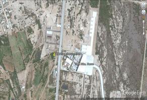 Foto de terreno habitacional en venta en carretera aeropuearto , zona industrial, la paz, baja california sur, 13783347 No. 01