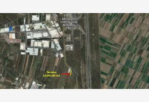 Foto de terreno comercial en venta en carretera aeropuerto hermanos serdán 1, puebla (hermanos serdán), huejotzingo, puebla, 0 No. 01
